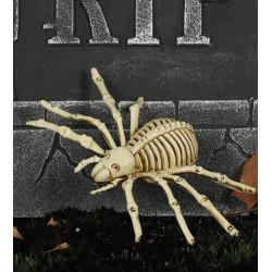 Araña Esqueleto -  22 cm - Decoración Halloween