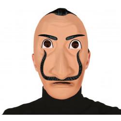 Máscara y/o Careta genio pintor pvc