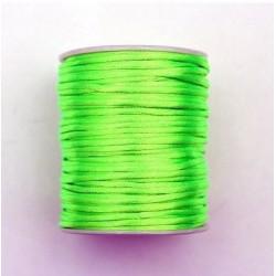 Cinta cola de ratón 1 mm Verde Flúor