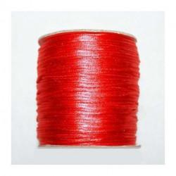 Cinta cola de ratón 1 mm Rojo Cereza