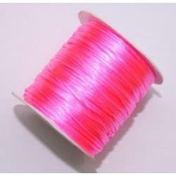 Cinta cola de ratón 1 mm rosa flúor