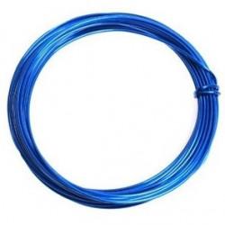 Alambre de Manualidades Azul oscuro 1mm x 10mt