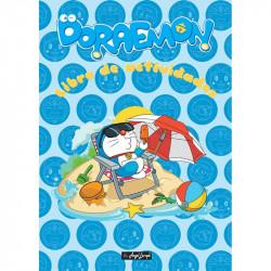 Libro de Actividades Doraemon para colorear