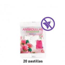 Antipolillas Perfume Pétalos de rosa