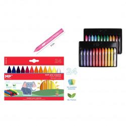 Ceras Blandas 24 colores