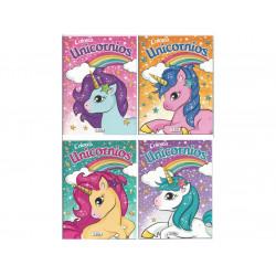 Libro Colorea Unicornios