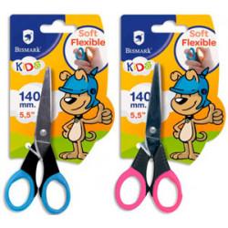 Tijera Escolar soft flexible para kids