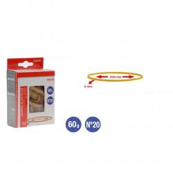 Gomas Elástica 60 gramos x 5 mm