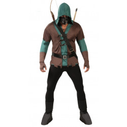 Disfraz de arquero adulto. Disfraz de Assassin's Creed para adulto