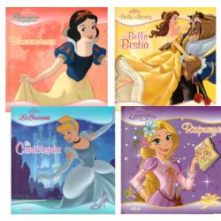 Cuentos Clásicos Princesas Disney - Libro de cuentos