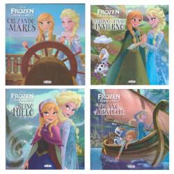 Cuentos Frozen el Reino del Hielo - Cuentos clásicos Disney