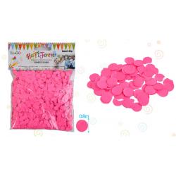 Confetti Rosa Fluorescente