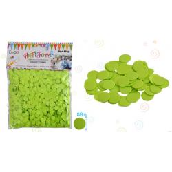 Confetti Verde Fluorescente