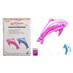 Globo Mylar Delfin