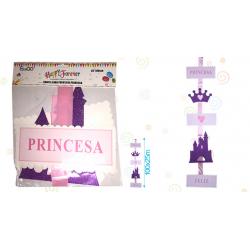 Cartel 'Princesa Feliz'