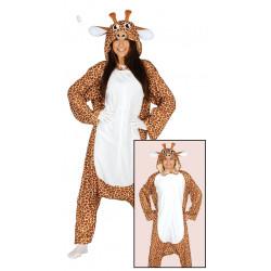 Pijama jirafa adulto