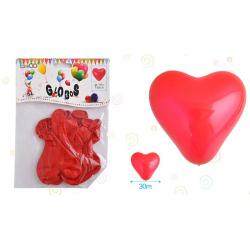 Globo Forma de  Corazón