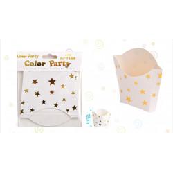 Cajas para Patatas Estrellas Doradas