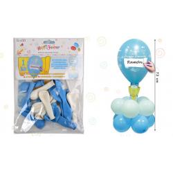 Kit Fiesta Azul Primera Comunión  Personalizable