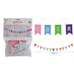 Banderines 'Happy Birthday'