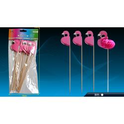Palillo Postre Flamingo