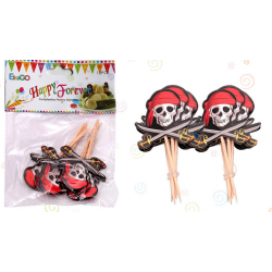 Palillo Fiesta Pirata