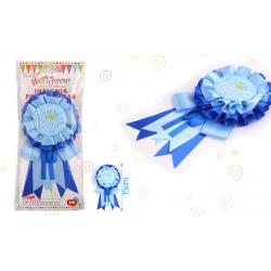 Insignia Para Fiestas Prince Azul