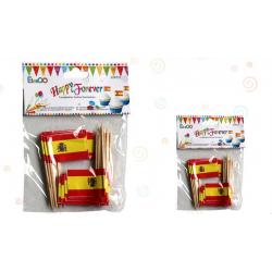 Palillo Bandera Española