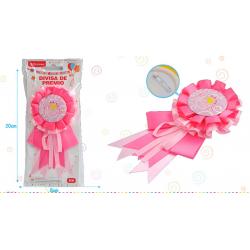Insignia para Fiestas Princess Rosa