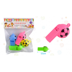 Silbatos Balón para Piñata