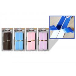 Velcro Adhesivo 2.5x70cms Varios Colores
