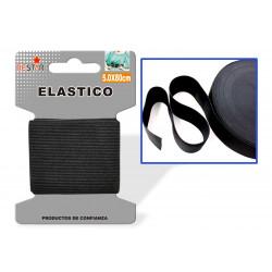 Elástico 5.0x80cms Negro