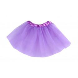 Tutú Infantil Lila - Falda de Tul 30cm