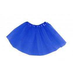 Tutú Infantil Azul Oscuro - Falda de Tul 30cm
