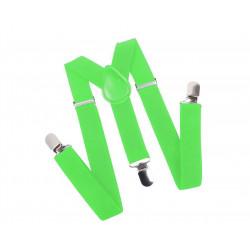 Tirantes Verde Claro