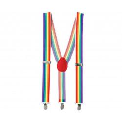 Tirantes Multicolor