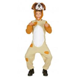 Disfraz de Perrito infantil . Traje de perrito para niño.