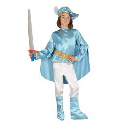 Disfraz de Príncipe infantil . Traje de principe para niño.