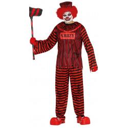 Disfraz Psycho clown Adulto