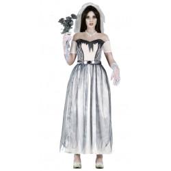 Disfraz Novia fantasma Adulto