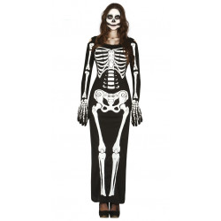Disfraz Lady skeleton Adulto
