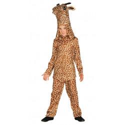 Disfraz de jirafa infantil. Traje de jirafa para niño