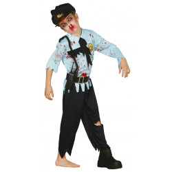 Policia zombie Infantil