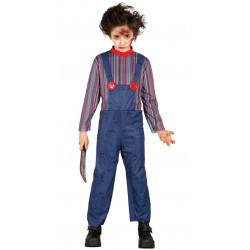 Disfraz Killer Doll Infantil