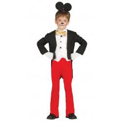 Disfraz de Ratoncito infantil .  traje ratón para niño.