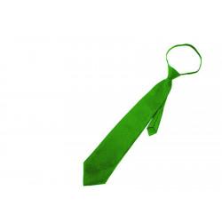Corbata Lisa Adulto Verde