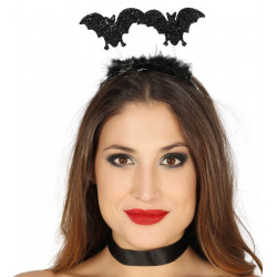 Diadema murciélagos