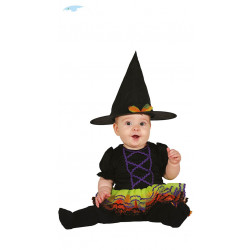 Disfraz Tutu color witch Baby