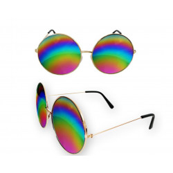 Gafas Hippie Tornasol