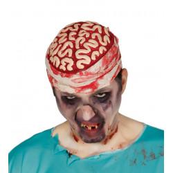 Cerebro con venda